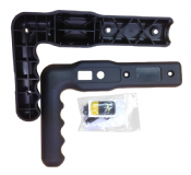 Powakaddy Handle Kit with hole for EDF Green Button PK262/4 AKIT